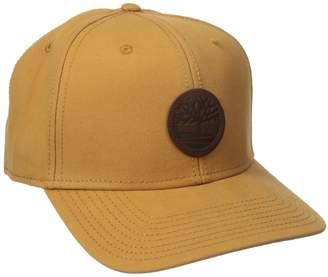 Timberland Men's Cotton Canvas Baseball Cap