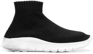 Maison Margiela two-tone sock sneakers