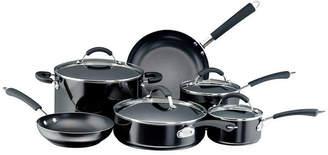 Farberware 12-pc. Porcelain Enamel Cookware Set