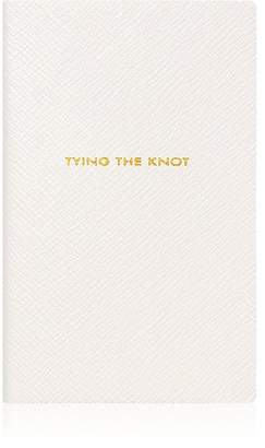 """Tying The Knot"""" Panama Notebook"""