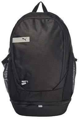 puma bookbags black