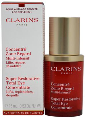 Clarins .53Oz Super Restorative Total Eye Concentrate