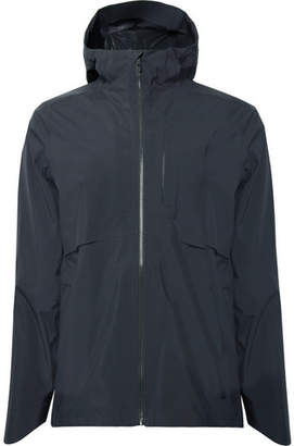 Lululemon Outpour Shell Hooded Jacket - Midnight blue