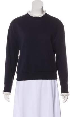 AllSaints Long Sleeve Knit Sweater