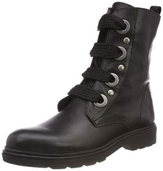 Marco Tozzi premio Women's 2-2-25276-31 Combat Boots, (Black Antic 002)