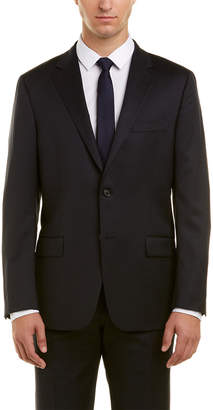 Hickey Freeman Wool Suit