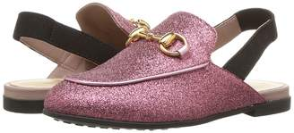 Gucci Kids Princetown Driving Girl's Shoes