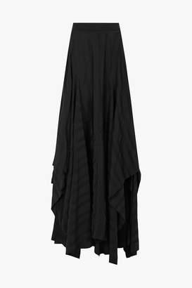 Sass & Bide Black Rain Skirt