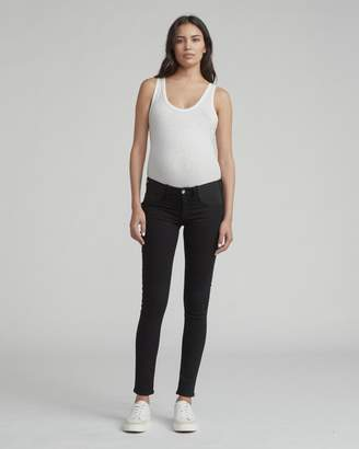 Maternity denim skinny