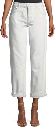 Roberto Cavalli Relaxed Denim Trousers