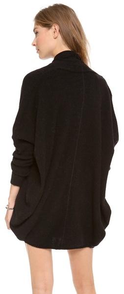DKNY Pure Dolman Cardigan Sweater