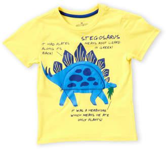 Hollywood The Jean People (Boys 4-7) Stegosaurus Short Sleeve Tee