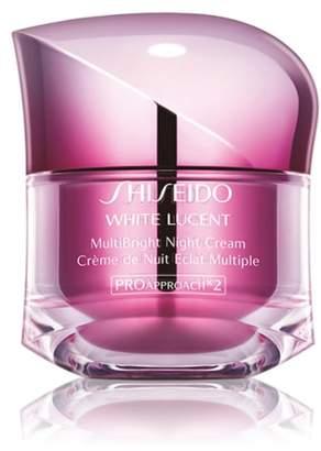 Shiseido 'White Lucent' Multibright Night Cream