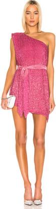 retrofete Ella Dress in Pastel Pink | FWRD