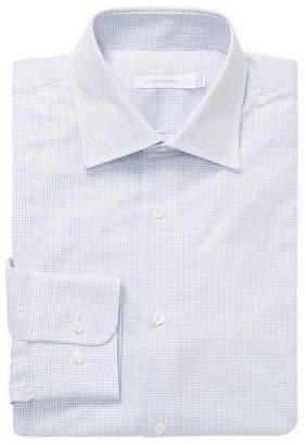 J. Lindeberg Corkz Ca Bankers Twill Dress Shirt
