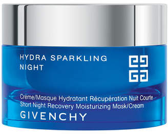Givenchy Hydra Sparkling Night Recovery Moisturizing Mask and Cream, 50 mL