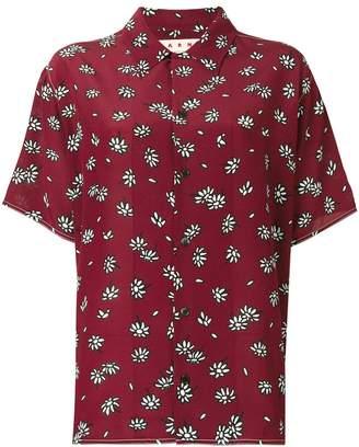 Marni floral print blouse