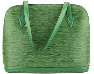 Louis Vuitton Borneo Green Epi Lussac (3942015)