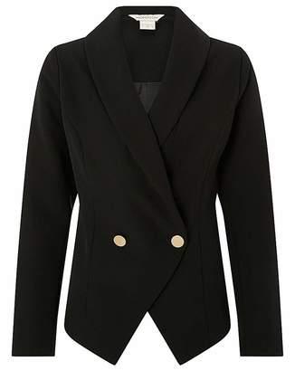 Womens Black Dinner Jacket - ShopStyle UK 44488449a