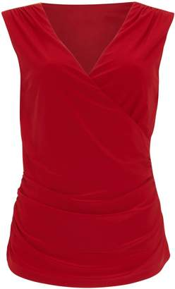 Damsel in a Dress Aurelie Sleeveless Jersey Top