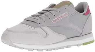 Reebok Women's Classic Leather Walking Shoe