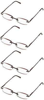 Foster Grant Women's Ard19.com ARD19.COM Oval Reading Glasses