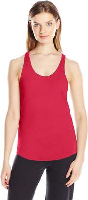 Alternative Women's Satin Jersey Shirttail Tank
