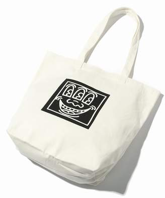 Keith Haring JOINT WORKS tote5