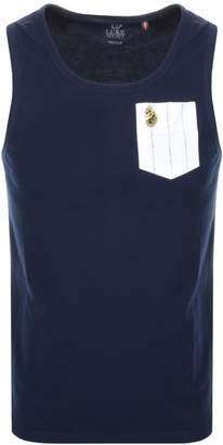 Luke 1977 Dance Vest T Shirt Navy
