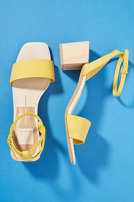 Dolce Vita Zarita Block-Heeled Sandals