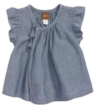 Tea Collection Chambray Tunic