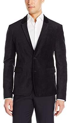HUGO BOSS BOSS Orange Men's Bistock Structured Velvet Blazer