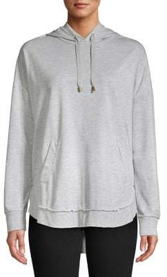 White Crow Lightening Hooded Sweater