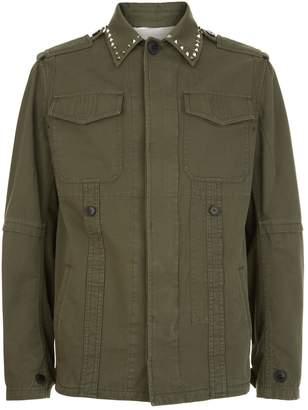 Valentino Rockstud Safari Jacket