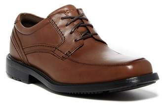 Rockport Apron Toe Leather Derby - Wide Width Available