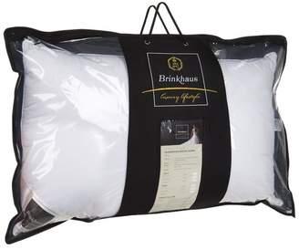 Brinkhaus Twin Firm 90% Hungarian Goose Down Pillow (50cm X 75cm)