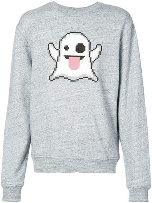 Mostly Heard Rarely Seen 8-Bit Spooky sweatshirt