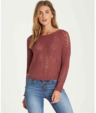 Billabong Women's Sea Ya Soon Sweater