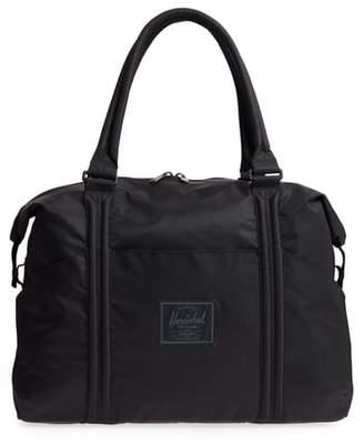 Herschel Strand Flight Satin Duffel Bag