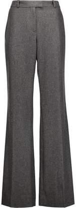Vanessa Seward Boy Wool-Felt Wide-Leg Pants