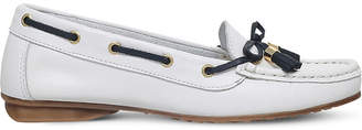 Nine West Jerry leather loafers