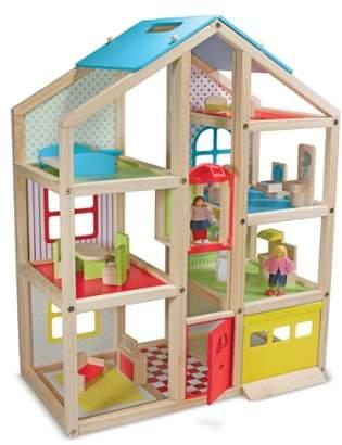 Melissa & Doug 'Hi-Rise' Doll House