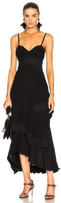 3.1 Phillip Lim Flamenco Bodice Dress