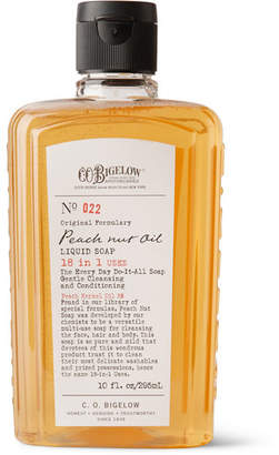 C.O. Bigelow Peach Nut Oil Cleanser, 295ml