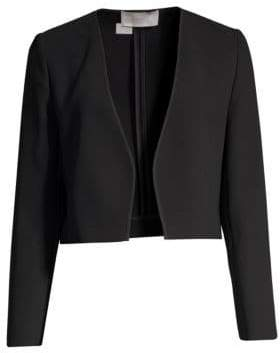 BOSS Bonded Micro Cropped Jacket