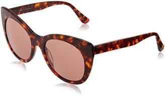 Joe's Jeans Women's Jj 1008 Modified Cat Eye Fashion Cateye Sunglasses
