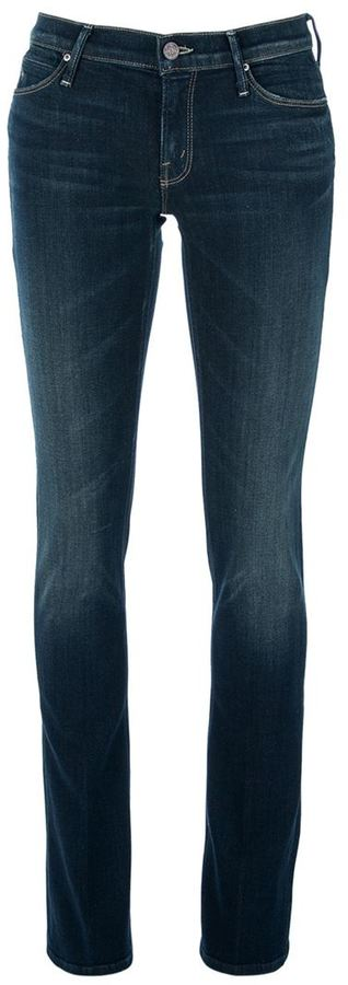 Mother slim fit jeans