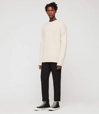 AllSaints Edge Crew Sweater