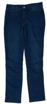 MiH Jeans Paris Mid-Rise Jeans