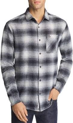 Original Penguin Plaid Flannel Regular Fit Shirt